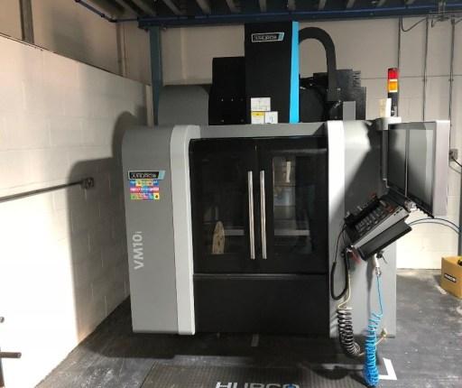 Hurco Machine Coldene Castors UK