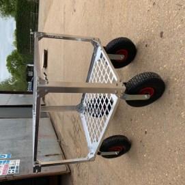 custom built fruit picking trolley 2