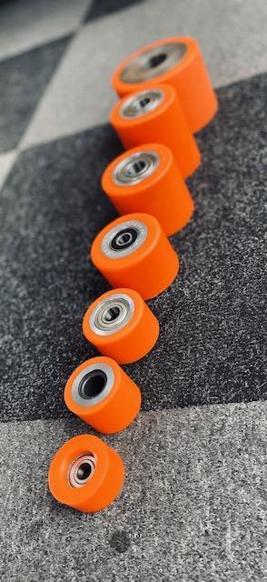 pu rollers