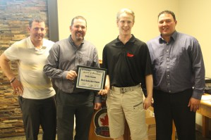 Co-MVP (Most Valuable Player) - Cody Janzen, Mike Harbich