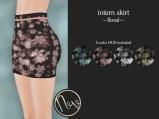 Neve Skirt - Intern - Floral