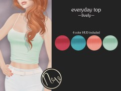 Neve Top - Everyday - Lively