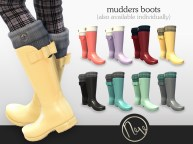 Neve - Mudders Boots - Marketplace