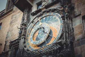 The Very Bearable Lightness of Being, Agnes Andre, Czech Republic, East Europe, Clock