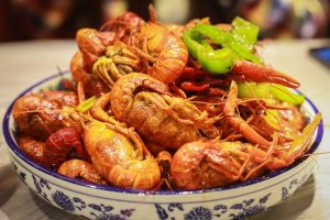 Stir Fried Gift, Crayfish, Shanghai, Jeff Birkenstein, Prawns, Fast Food, Chinese