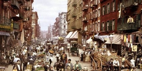 Mulberry_Street_NYC_c1900