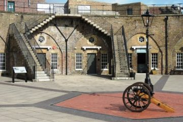 Eastbourne Redoubt Fortress
