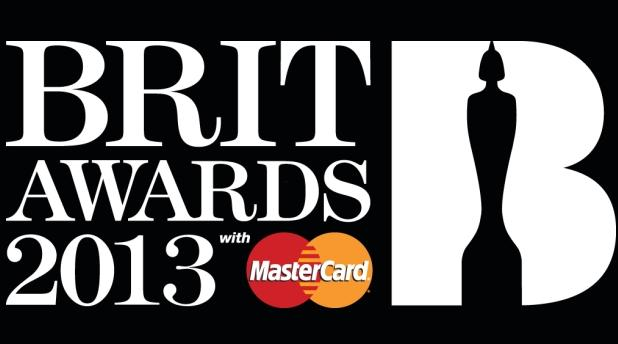 BRITs Awards 2013 logo