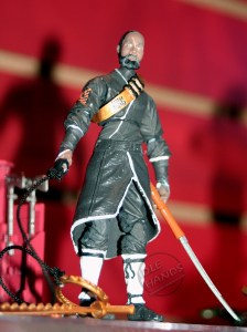 Arashikage Blind Master (based on the the Rza from Wu-Tang Clan, from GI Joe: Retaliation, 2012)