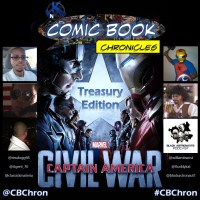 Comic Book Chronicles Treasury Edition - Captain America: Civil War Review