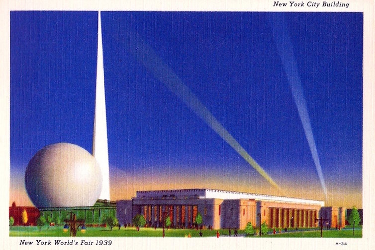 1939 World's Fair Symbols