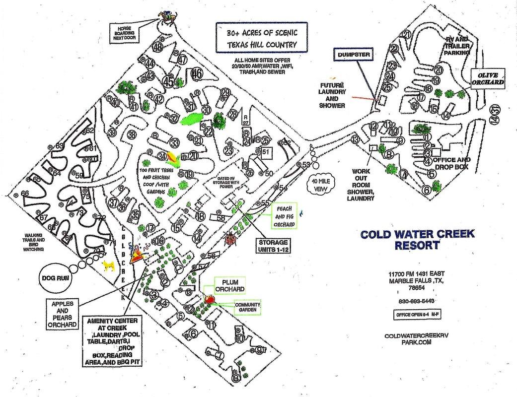 Coldwater Creek Dallas Locations