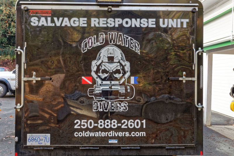 Cold Water Divers Salvage Unit