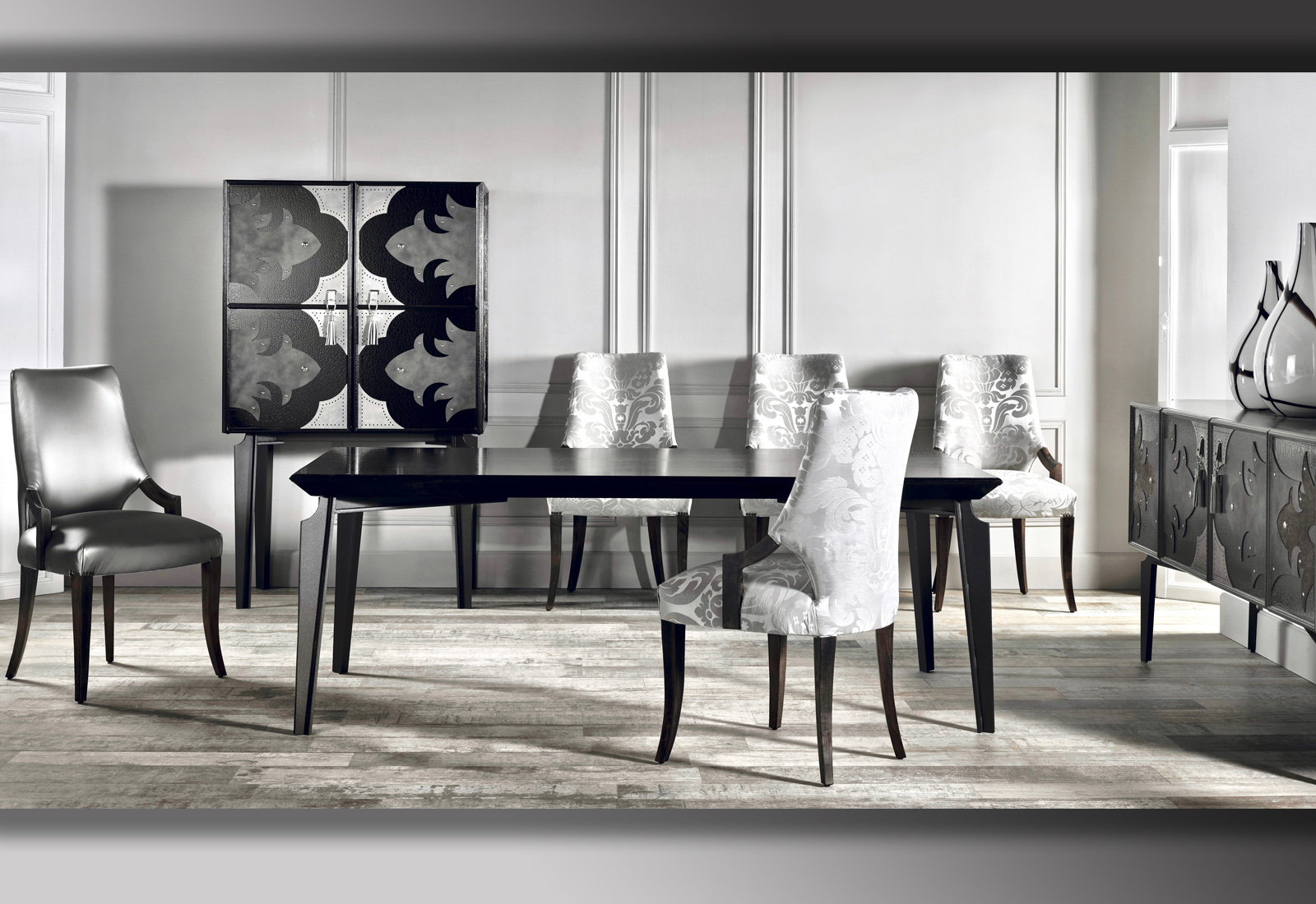Black Dining Room Table And Chairs Luxury Dining Room Sets