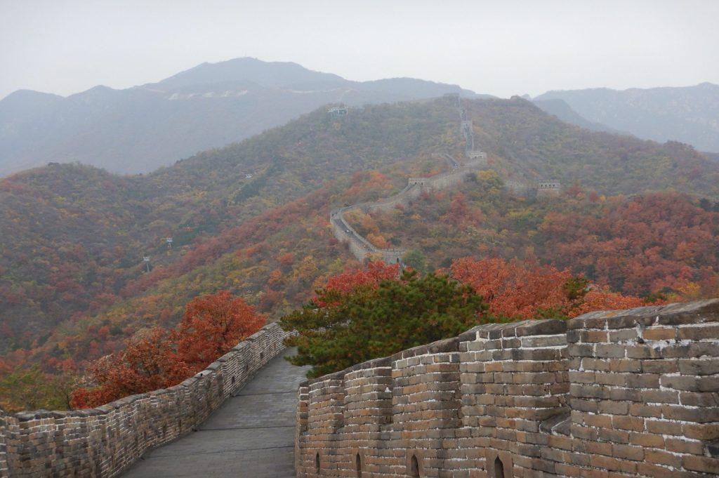 Gran Muralla (sección de Mutianyu)
