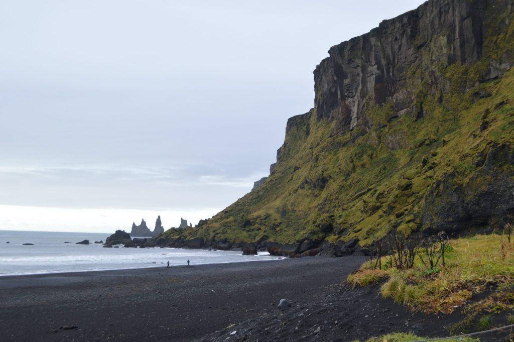 East side of Reynisfjara beach