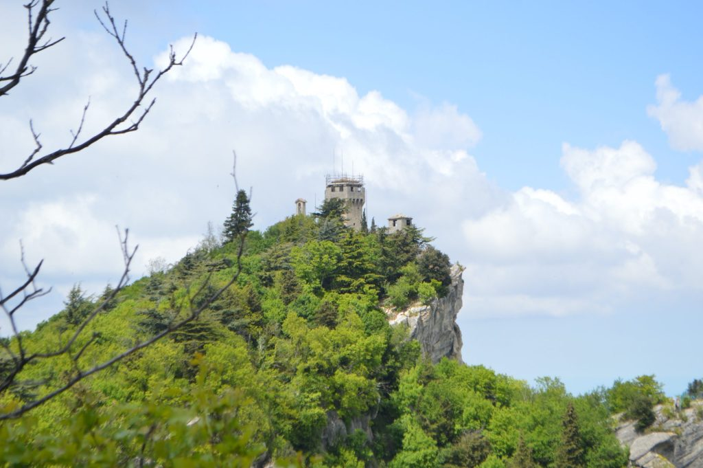 Vistas de Fratta desde Montale