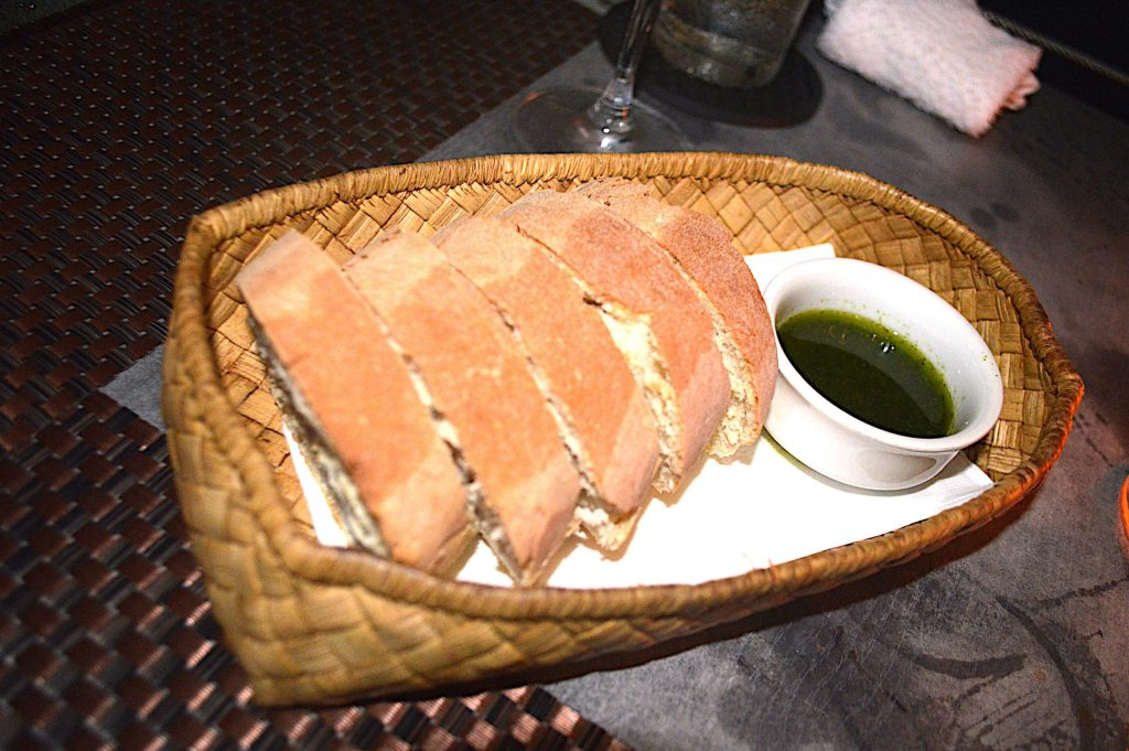 Menú Restaurante Elilai