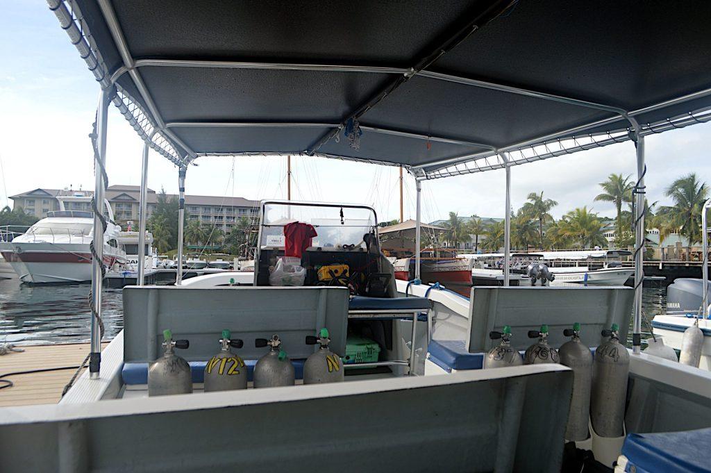 Nuestro barco de Neco Marine
