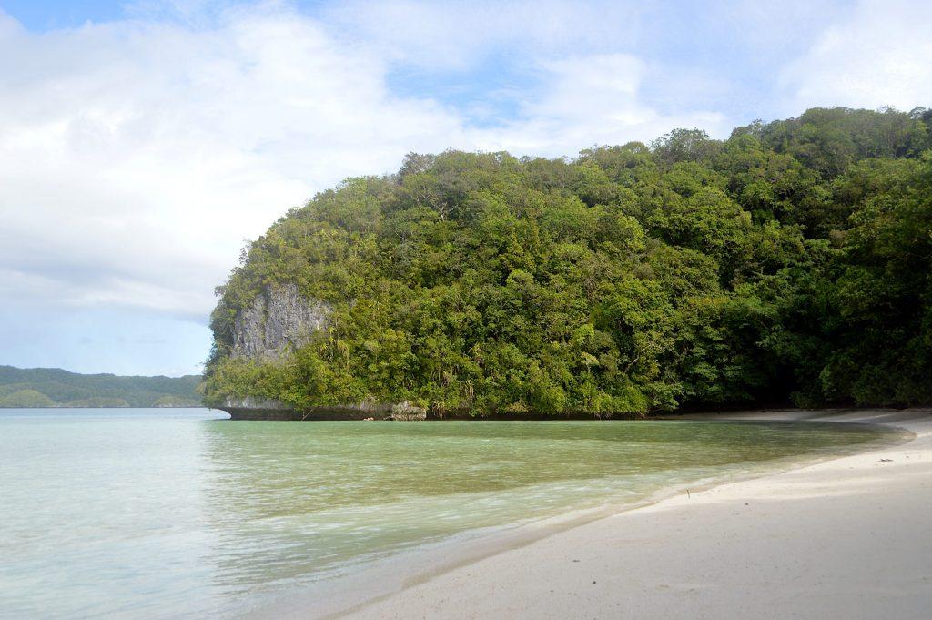 Playa en Ngeanges
