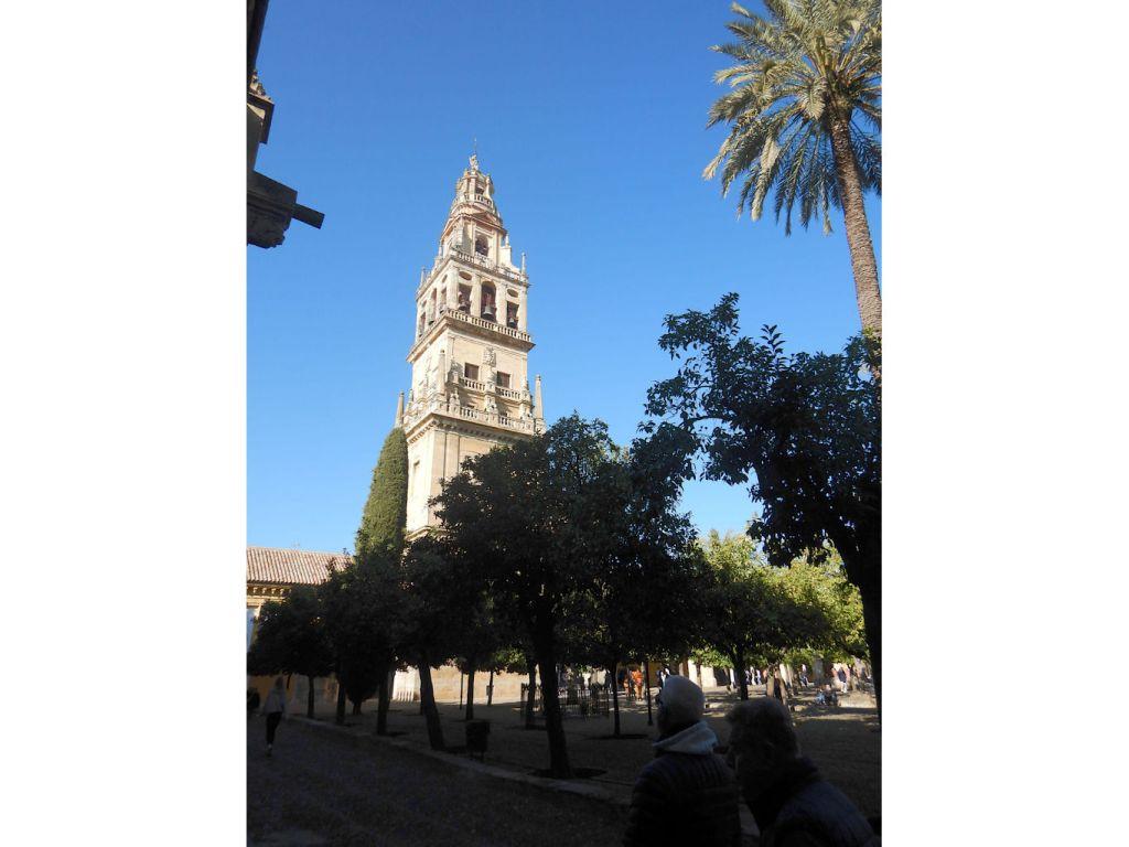 Torre de la Mezquita-Catedral de Córdoba
