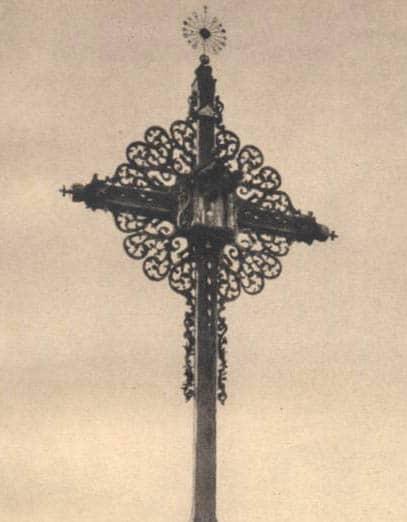 Cruz Tradicional Lituana