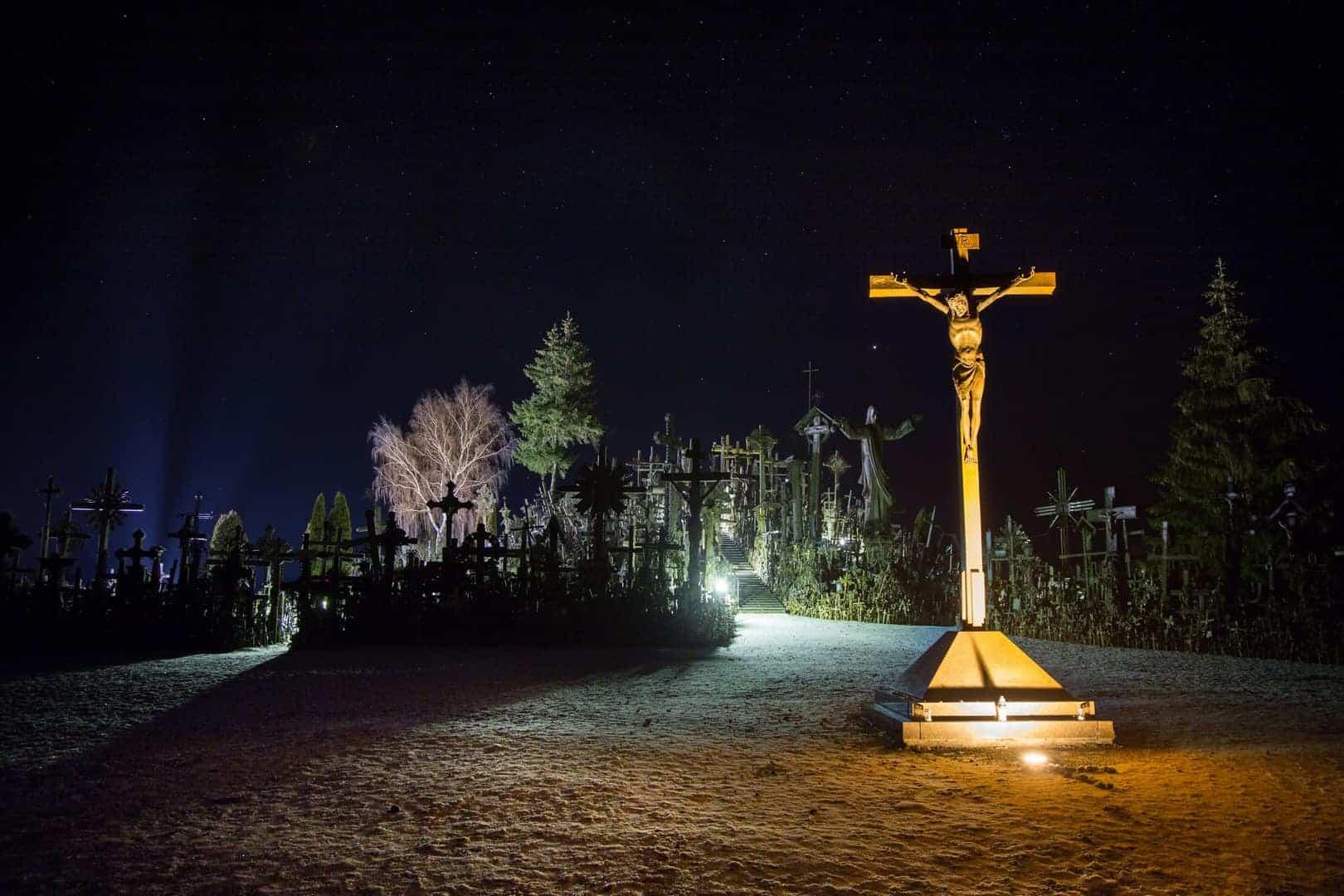 La Colina de las Cruces: ¿Qué es y por qué es importante?