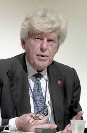 Wim Duisenberg, segundo Presidente del Intituto Monetario Europeo