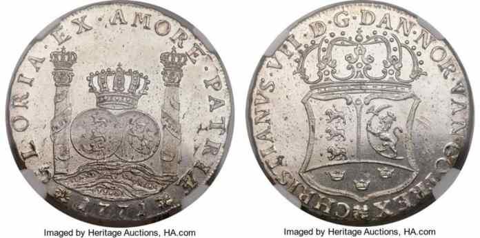Dólar de Groenlandia 1771