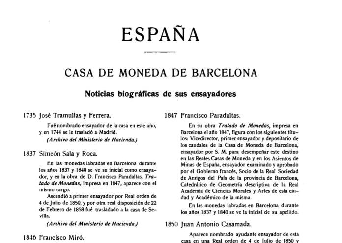 El Duro Ensayadores Barcelona