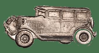 Coche Auto Dollar 1928 China