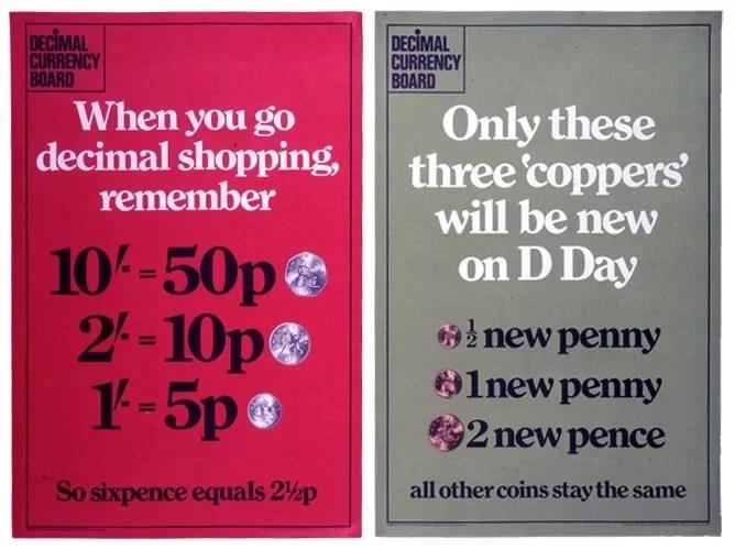 Posters decimalizacion