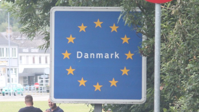 Frontera Danesa - Alemana