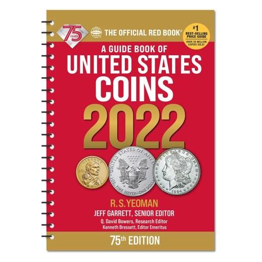 Red Book US Coins Tapa Blanda