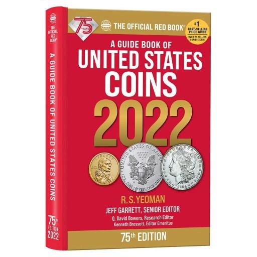 Red Book US Coins Tapa Dura Espiral
