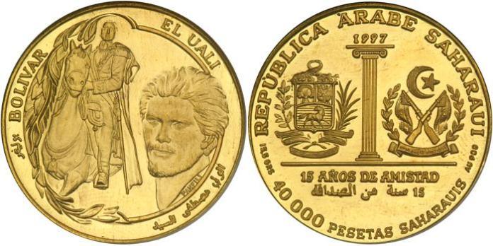 40000 pesetas saharauis 1997