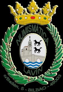 Logo Numismática Lavín