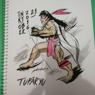 Ryu + Tupã