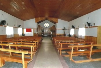"""1 DIOCESIS DE ALTO VALLE DE RIO NEGRO Ampliación Sala Catequesis en la Capilla """"Virgen de Guadalupe"""" de Cipolletti. Prov. de Rio Negro."""