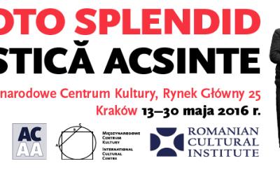 Romanian Culture Festival, Kraków 2016
