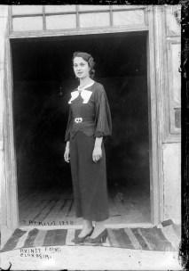 2 imagini: portrete. 3 aprilie 1938