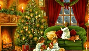 Crăciunul-copiilor-de-Octavian Goga