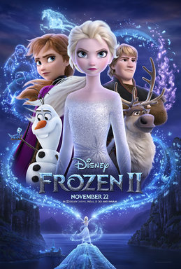Film Frozen 2, Regatul de gheață 2