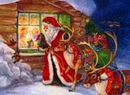 Uite, vine Mos Crăciun de Otilia Cazimir