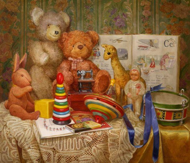 Sfatul jucăriilor