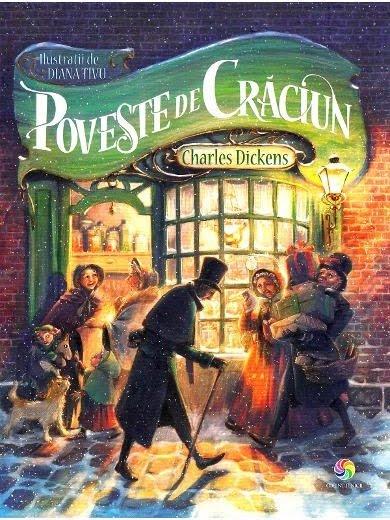 Cele mai frumoase carti de craciun poveste de crăciun