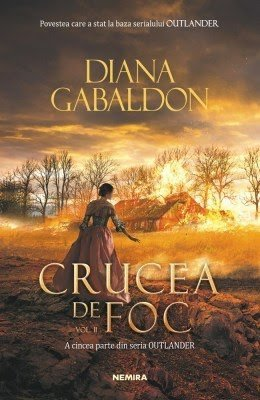 Crucea de foc vol. 2 (Seria Outlander)-Diana Gabladon (recenzie)