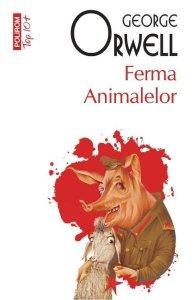 Ferma animalelor carte de George Orwell recenzie