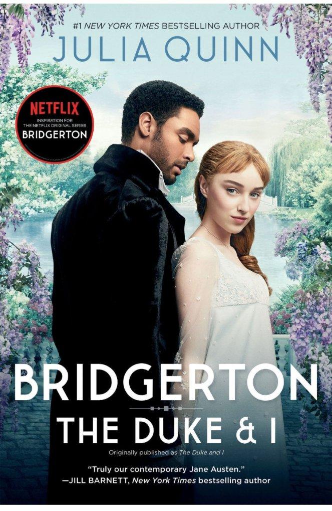 Bridgerton the Duke and I carti