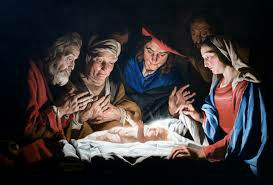 Nașterea lui Isus Costache Ioanid poezie